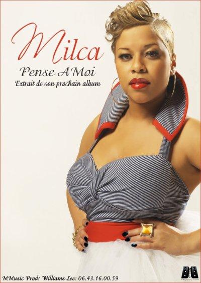 Milca - Pense A Moi (2011)