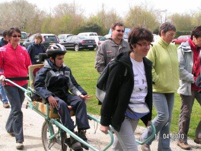 Article N°4 - Rando le 11 avril 2010 avec Les Balladins du Moulin (1/2)