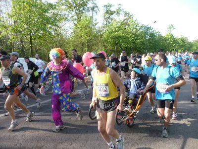 Article N°8 - Bulletin N°7 marathon de Paris avec Marathon Soleil le 10 avril 2011 (2/2)