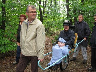 Article N°10 - Rando du 01 mai 2011 à St Charles La Forêt