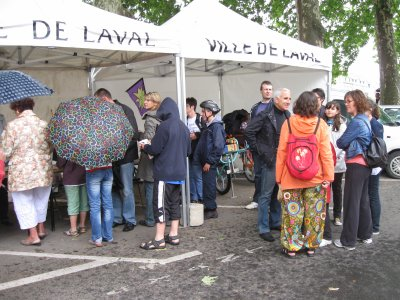 Article N°15 - 12 juin 2011. Jeu de piste. La nature à Laval (1/2)