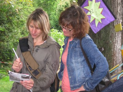Article N°14 - 12 juin 2011. Jeu de piste. La nature à Laval (2/2)