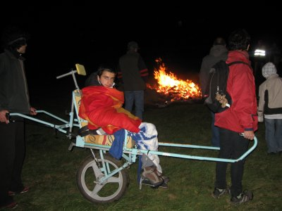Article N° 21 - 24 octobre 2011 - Randonnée nocturne à La Pallu