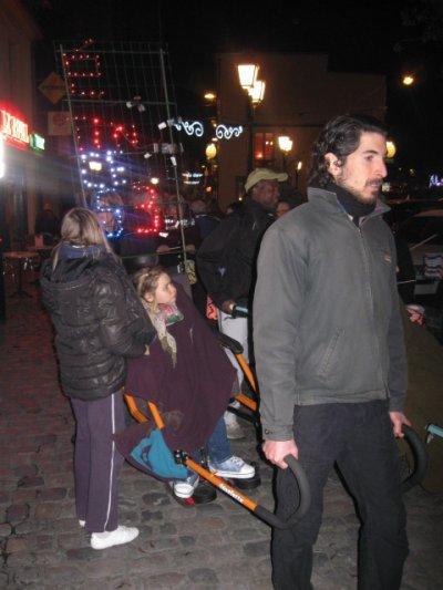 Article N°22 - 10 décembre 2011 - Rando aux Lampions à Laval
