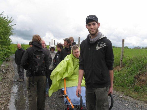 Article N°25 - 29 avril 2012 - Visite d'Ecologia à Louverné