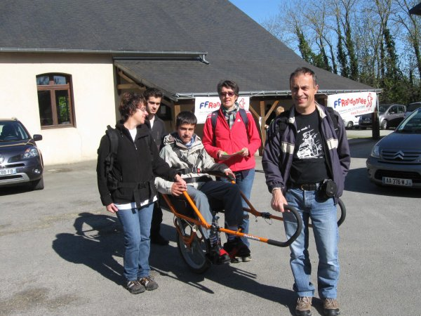 Article N°26 - 13 mai 2012 - Rando Chalenge de Gorron