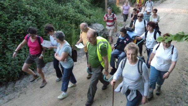 Article N°27 - 25 mai 2012 - Rando semi-nocturne à St Jean Sur Mayenne