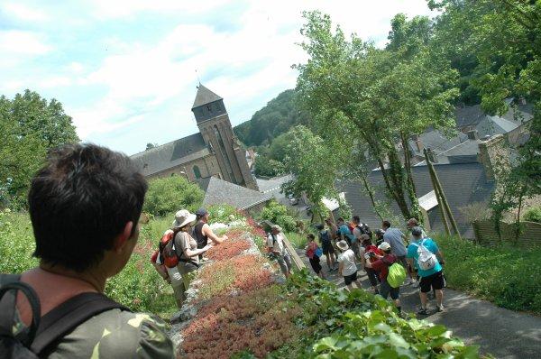 Article N°28 - 26 mai 2012 - Rando avec l'Amicale des Pompiers de Chailland et le Foyer Thérèse Vohl de Laval