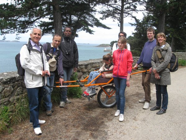 Article N°30 - 16 juin 2012- Balade Pique-nique à Saint Malo