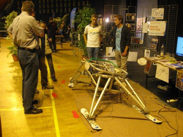 N°39 - 06 oct. 2012 : Fête Handisport à la Salle Polyvalente de Laval