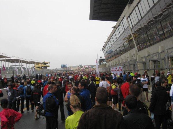 N°41 - 21 oct. 2012 : Les demoiselles du Bugatti du Mans