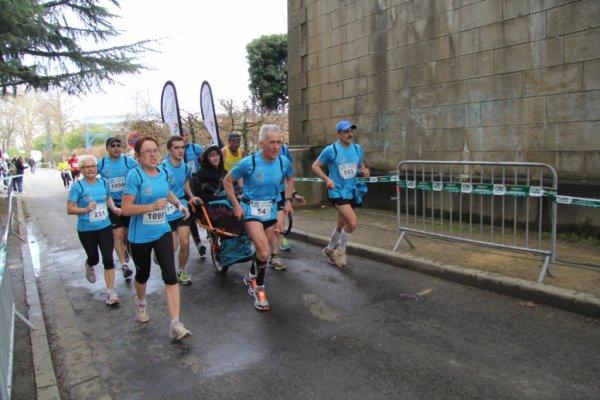 N°45 - 10 mars 2013 : Semi marathon de Laval avec Marathon Soleil (voir également article N°47)