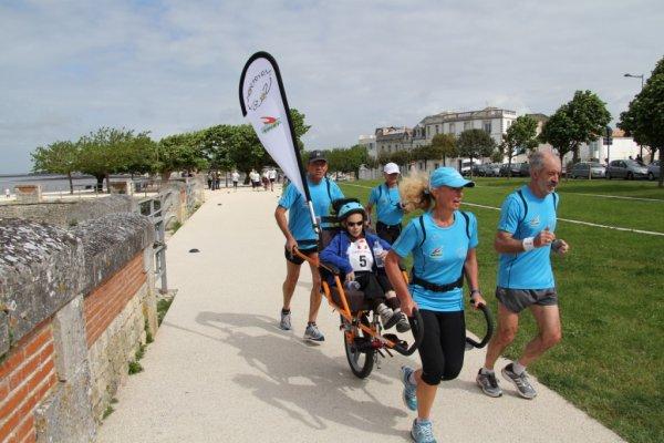 N°47 - 11 mai 2013 : Championnat du monde de Joëlettes avec Marathon soleil (voir également article N°45)
