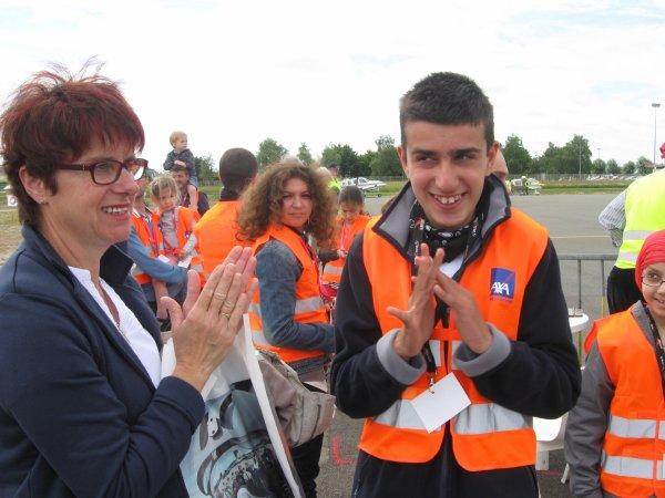 """N°53 - 16 juin 2013 : Baptême de l'air de """"Les Ailes de l'espoir 2013"""" Aéroport de Laval - Entrammes"""