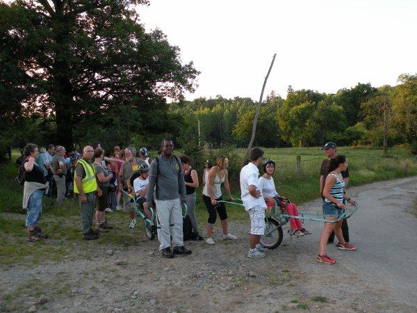 N°55 - 05 juillet 2013 : Rando fraicheur à Ahuillé