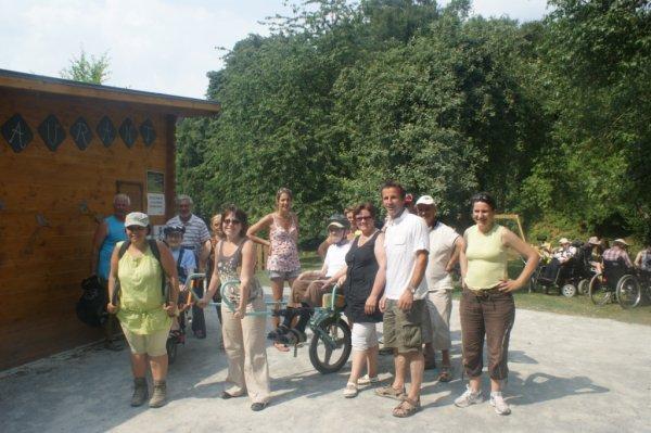 N°56 - 18 juillet 2013 : Site Echologia avec le Foyer Thérèse  Vohl et la maison de retraite St Vénérand