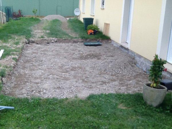(2) la terrasse !!!