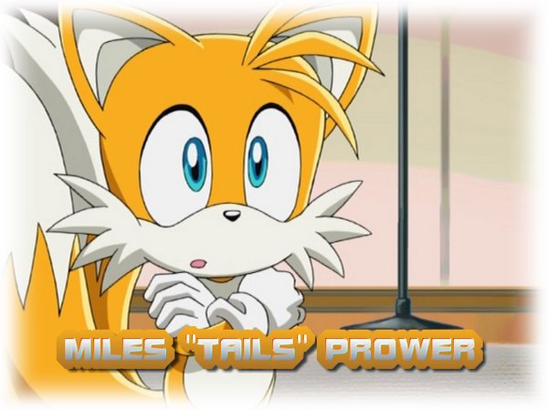 "Biographie de Miles ""Tails"" Prower."