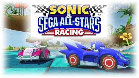 Test: Sonic & Sega All Stars Racing.