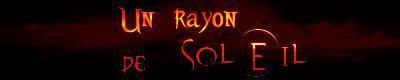 2012 l Genres : surnaturel - drame - horreur - science fiction l Pseudo'teur : Raven Statut : en pause