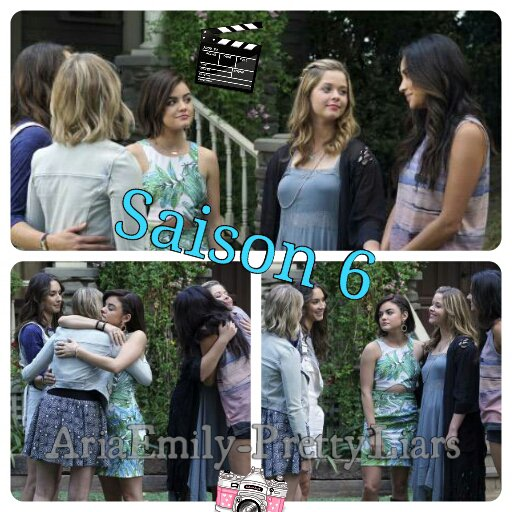 News/Photos tournage saison 6 + photos coup de coeur de nos Liars