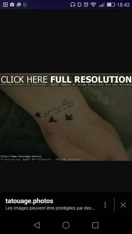 Désole sa na pas mis le reste des tatouages je croix donc voilà