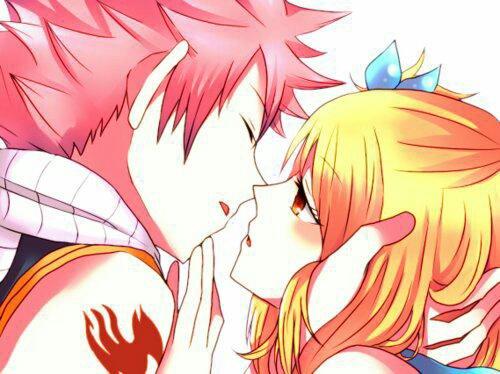 C'est quoi votre couple préférée dans fairy tail ? moi c'est nalu *____*