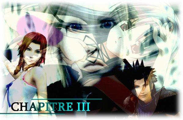 Chapitre III → Réveil et Cachotteries