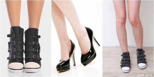 Chaussures ~ Votre choix ?