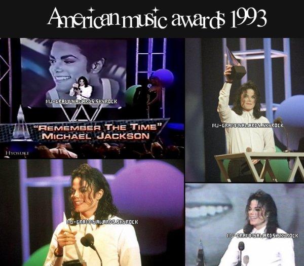 ♫♪ American Music Awards 1993 ♪♫