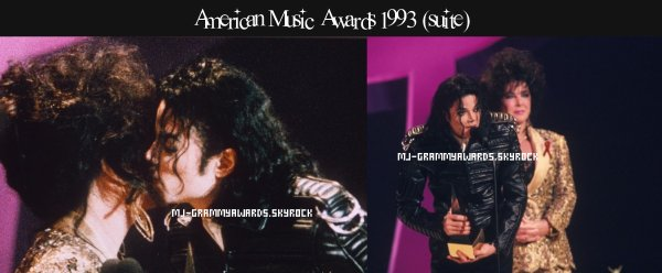 ♫♪ American Music Awards 1993 (suite) ♪♫