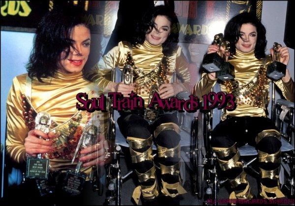 ♫♪ Soul Train Awards 1993 ♪♫