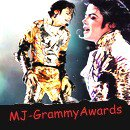 Photo de MJ-GrammyAwards