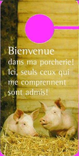 Les cochons de Cochonnet