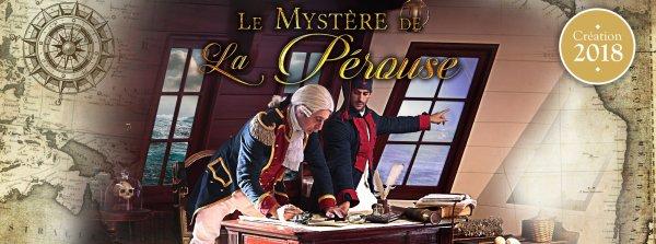 Puy du Fou : Le Mystère de La Pérouse