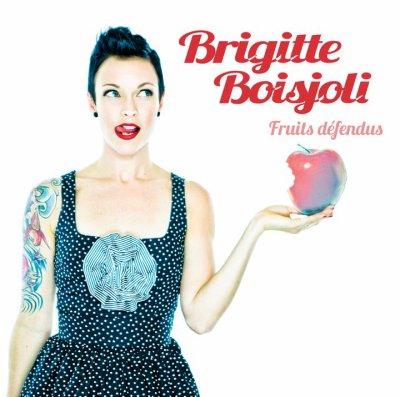 Pochette d'alum de Brigitte Boisjoli