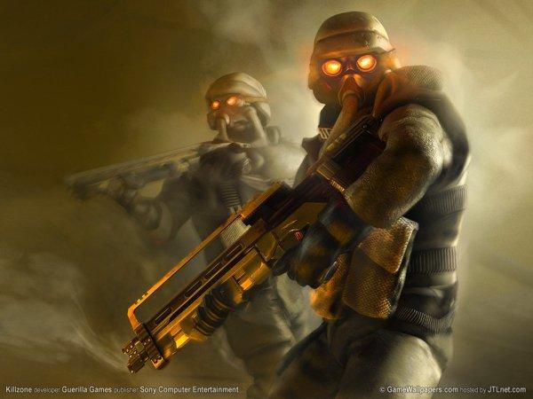 La Team FR-DRIFT fait son apparition sur Killzone2