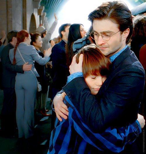Keep Calm & Hug Voldemort
