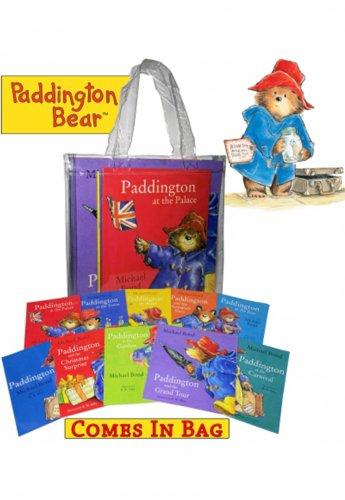Paddington Bear 10 Picture Books Collection Pack Set