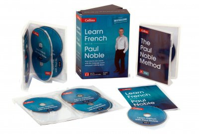 Learn French with Paul Noble Collins Collection Box Set