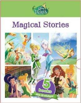Disney 5 Fairies Magical Stories