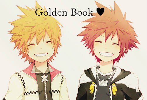~Golden Book ♥