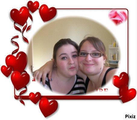 Aurélie & Justine une amitié extraordinaire