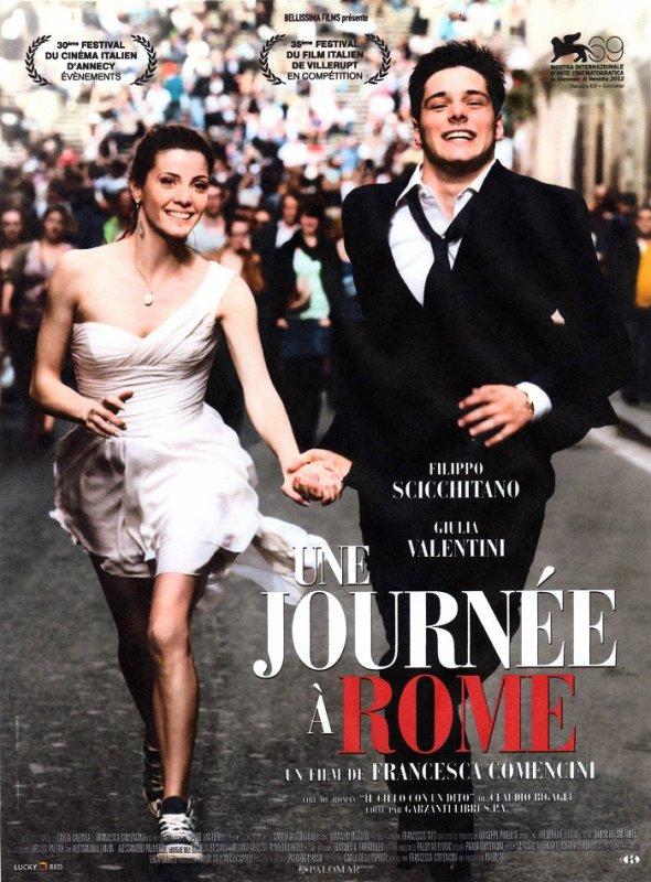 RUBAN AARGENT 2013 UNE JOURNEE A ROME