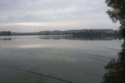 sortie lac de lacadie
