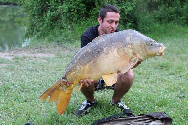 Petite session mes gros poisson !!!