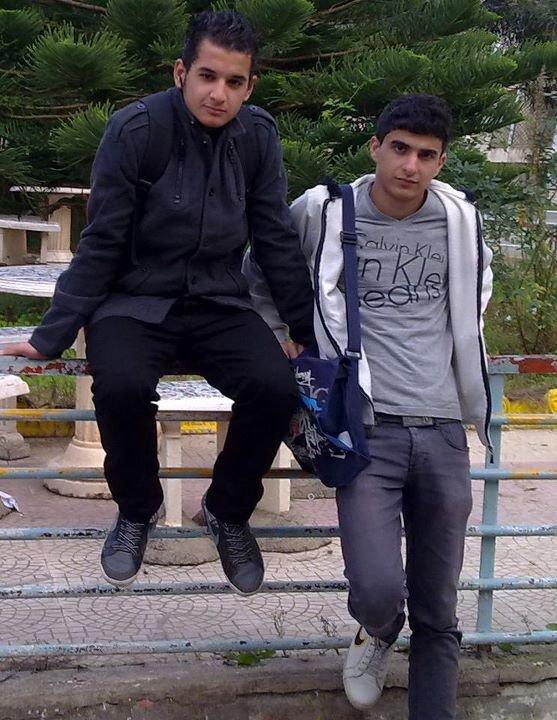 *moi et mehdi