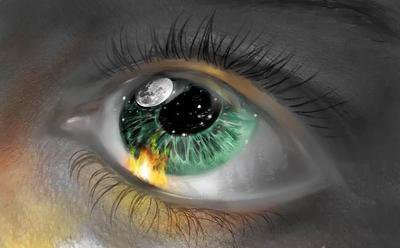 de beau yeux