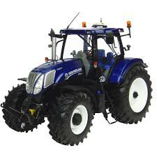 mon new holland que je ve trop T7 210 blue power