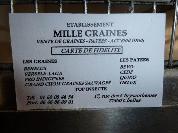 Graineterie Mille Graines